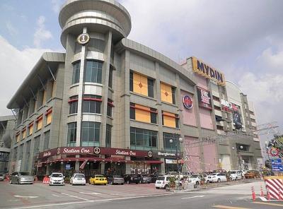 Era Square Mall Seremban, Negeri Sembilan (Formerly known as Terminal 2 Seremban)