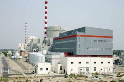 Chashma nuclear power plant, Pakistan