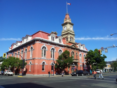 City Hall of Victoria, Australia