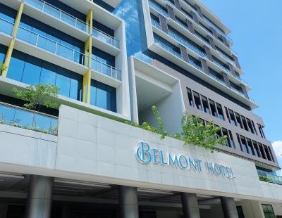Lucky Chinatown Belmont Hotel Manila, Philippines