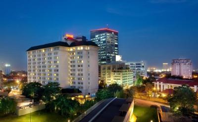 Marriott Hotel Cebu, Philippines